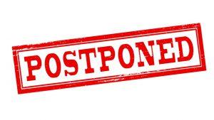Hasil gambar untuk postpone
